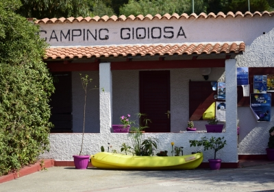 Bed And Breakfast Affittacamere Gioiosa Camping